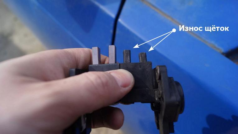 Нет зарядки на ВАЗ 2107 инжектор