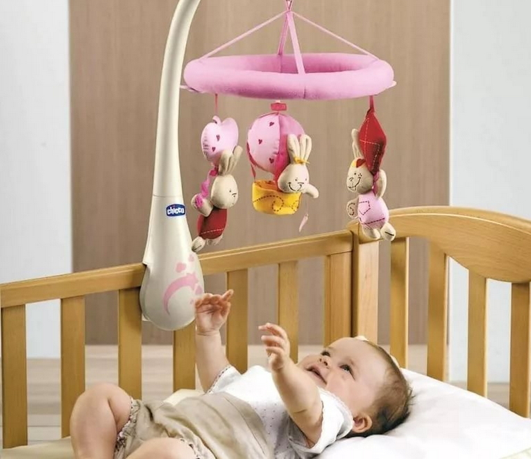 Развитие ребенка с рождения до 5 месяца