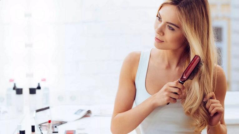 Как защитить волосы от выгорания