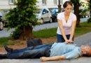 Первая помощь при внезапной смерти