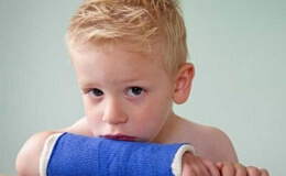 Переломы костей предплечья у детей