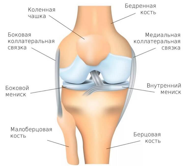 Виды артрита