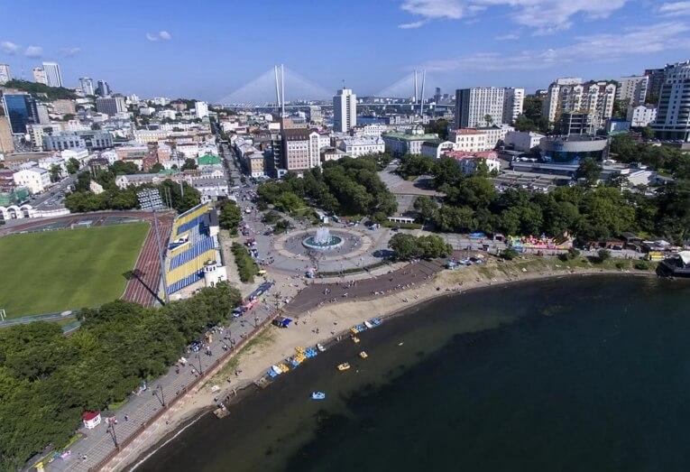 Владивосток - Топ 10 достопримечательностей