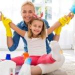Как научить ребенка наводить порядок