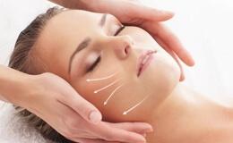 Лифтинг массаж для лица